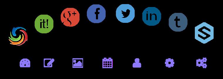 Joocial - Social auto publish hub 2015